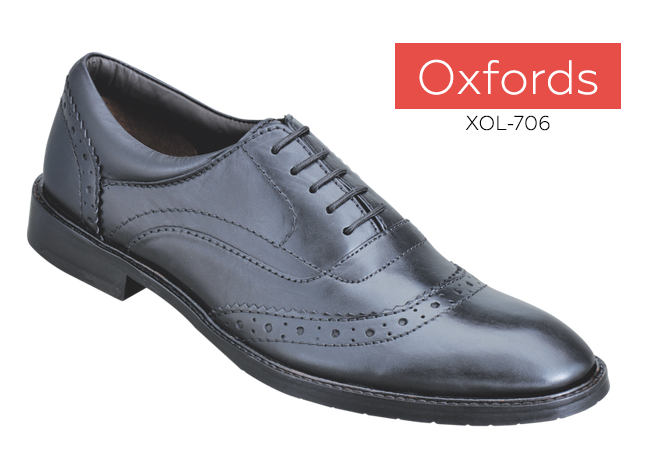 XO Footwear - Men's Balmoral Shoes